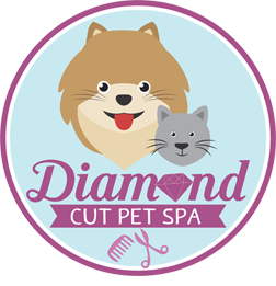 Diamond Cut Pet Spa logo