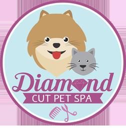 Diamond Cut Pet Spa logo