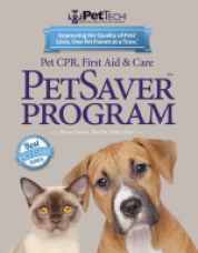 Pet Saver Program Book